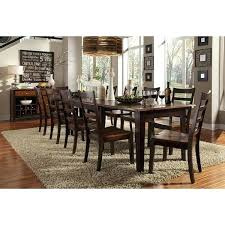 13 piece dining set simply solid piece solid wood dining set 13 piece indoor dining set