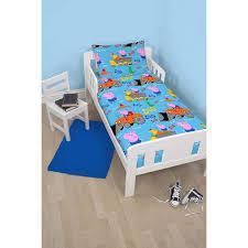 boys peppa pig george pig digger junior toddler cot bed duvet cover con asda cot bed sheets e 71 aw6d6ncl sl1400 asda cot bed sheets 1400x1400px
