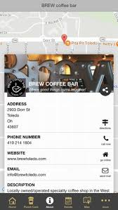 Support toledo's youth one express shot at a time at one of the many coffee shops participating, including brew coffee bar Brew Coffee Bar On The App Store