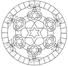 Mandala 28 Disegni Da Colorare 24