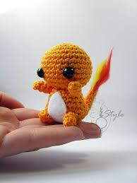 Crochet Pokemon Patterns New Inspiration Design