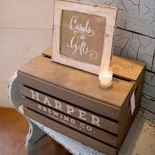 diy wooden wedding card box fresh custom beer crate wedding card box t box wedding cards