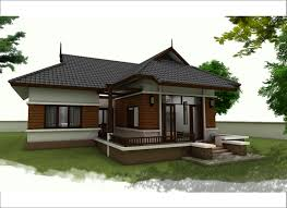 Thai House Designs Pictures Modern 2 Story Thai House Designs With Floor Plans