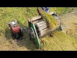 Topics Matching How To Make A Rice Thresher Machine At Home