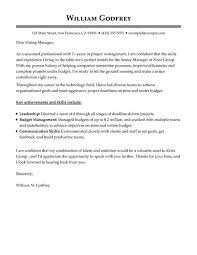 perfect cover letter templates for 2020