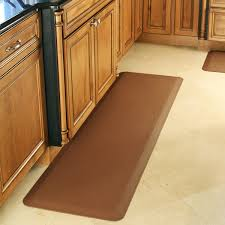 Memory Foam Kitchen Floor Mats Amazoncom Smart Step Home Collection 72 Inch By 20 Inch Fleur De