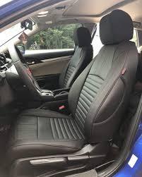 honda civic seat covers 2019 sport car