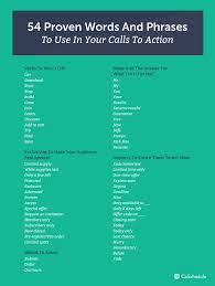 Action Words Phrases For Resume Development Therpgmovie