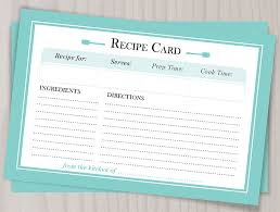 Amazing Blank Recipe Template - 37+ Examples in PDF, Word, PSD ...