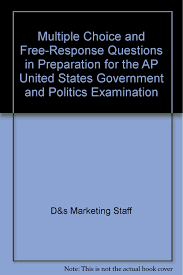 com multiple choice and response questions in com multiple choice and response questions in preparation for the ap united states government and politics examination 9781878621764 d s