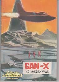 Luchadores del espacio nº 80. gan - x por - Sold through Direct Sale -  29645793