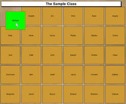 Interactive Seating Chart Classroom Seating Chart Maker