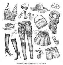 fashion boots drawing. pin drawn boots female #7 fashion drawing