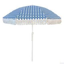 beach umbrella. Shelta Cancer Council Bonnie \u0026 Neil Beach Umbrella 200cm With Fringe - EX STOCK