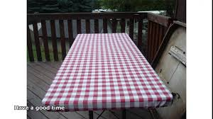 Fitted Dining Room Furniture Outdoor Dining Room Decor With Fitted Vinyl Tablecloths And