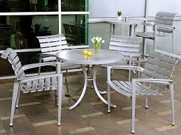 outdoor dining furniture island