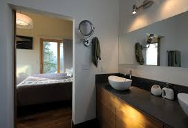 master bedroom with open bathroom. Master Bedroom Bathtub Transitional Bathroom With Open