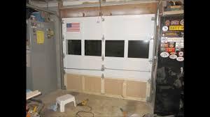 replacement garage doorsWood Panel Garage Door Replacement  Home Design Ideas and Inspiration