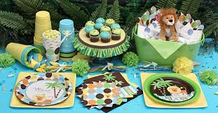 Jungle Baby Shower Ideas For Neutral  Baby Shower Ideas GalleryBaby Shower Jungle
