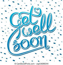 Get Well Soon Poster Get Well Soon Card