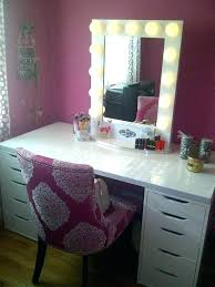 vanity table lighting. Bedroom Vanity Table With Lights Cheap Vanities For Ideas Also . Lighting S