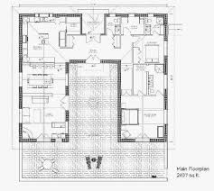 small adobe house plans elegant spanish style home plans with courtyard hacienda style house plans