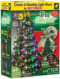 Jml Tree Dazzler Easy Led Christmas Lights Star Shower Tree Dazzler Led Light Show By Bulbhead 16 Light Patterns