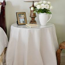 round table skirts bedroom design amazing