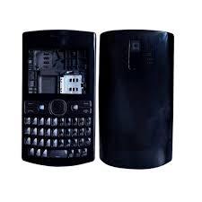 Nokia Asha 205 Dual Sim - RM-862 - Black