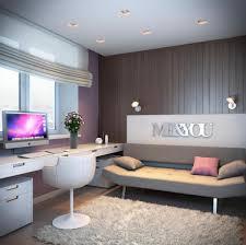 modern bedroom ideas for teenage girls. Accessories \u0026 Furniture, Nice Looking Bedroom Ideas For Teenage Girl Design With Charming Futon Sofa Modern Girls