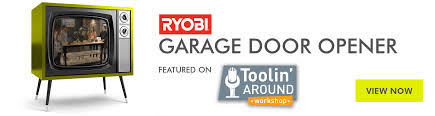 quiet garage door openerHome  RYOBI Garage Door Opener