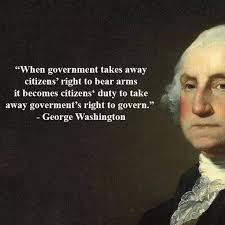 2nd Amendment Quotes Enchanting George Washington And Guns The Meme Policeman