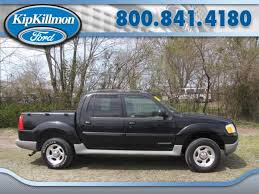 Used 2001 Ford Explorer Sport Trac For Sale at Kip Killmon Ford | VIN ...