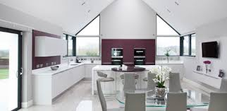 contemporary kitchens. Contemporary-Kitchen-Magherafelt-1 Contemporary Kitchens E
