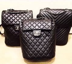 chanel quilted backpack. pic is not mine. saw it somewhere online. chanel quilted backpack