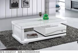 glass living room furniture. Living Room Modern Furniture White Font B Wood Glass Tables P