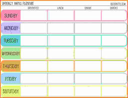 meal planning chart meal planning charts weekly planner 1024 781 jpg sales report