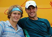 Tennis fans have jumped to the conclusion that german star alexander zverev and his model girlfriend have broken up. Mischa Zverev Wikipedia