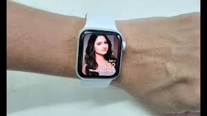 Set Your Photo as a Apple Watch Face ...