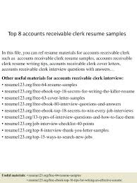 Accounts Clerk Resume Accounts Clerk Resume Nmdnconference Com Example And Sample Cover