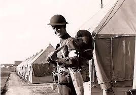Don Baldwin 551st PIB Combat Medic
