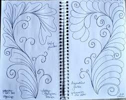 Book Side Designs Luann Kessi Sketch Book Designs On A Spine