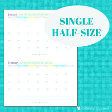 2015 Calendar Page Printable Calendar Two Months Per Page 2 Monthly Template L 2015 In