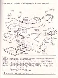 triumph spitfire wiring diagram triumph image wiring diagram triumph tr6 overdrive the wiring diagram on triumph spitfire 1500 wiring diagram