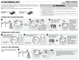 chamberlain garage door opener instructions ideas