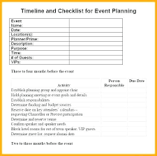 checklist in excel party planning spreadsheet template event planning timeline template