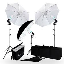 limostudio 600 watt photography portrait umbrella continuous lighting kit with day light cfl bulbs 33 photo umbrellas heavy duty light stands