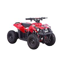 go bowen monster 36v 500w mini quad kids electric all terrain atv