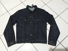 Divided By H M Jeans Jacket Made In Tunesia Mens Fashion