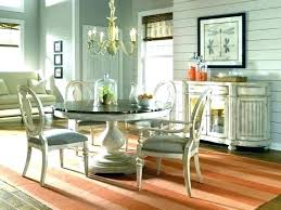 area rug under dining table rules best for round rugs kitchen amazing pictures of